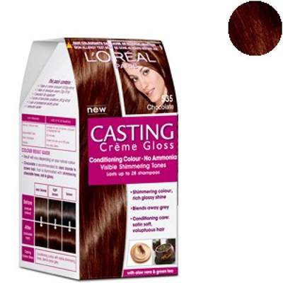 LOREAL CASTING 535 CHOCOLATE
