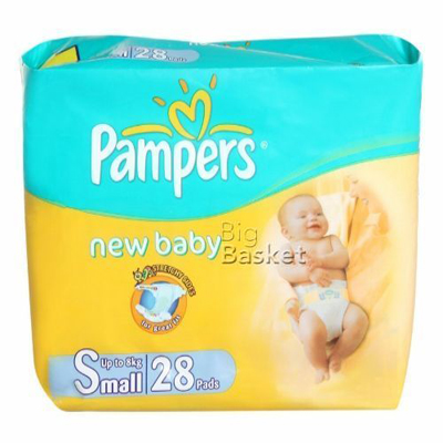 PAMPER ACTIVE BABY  28S (SMALL)