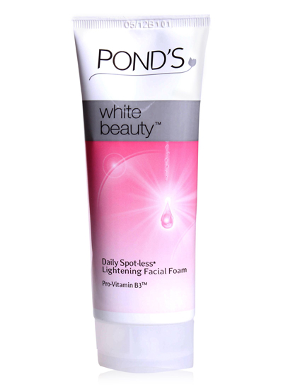 PONDS  WHITE BEAUTY FACE WASH