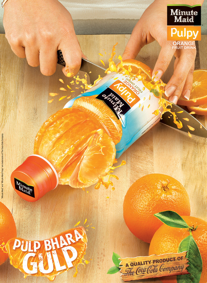 Minute Maid Pulpy Orange