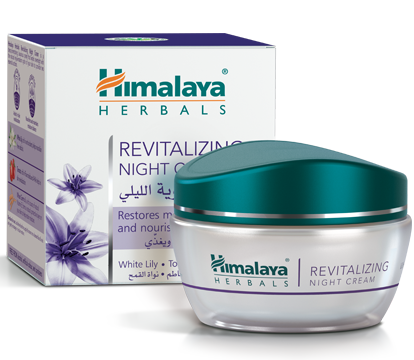 REVATILISING NIGHT CREAM