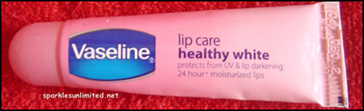 VASLENE LIP CARE HEALTHY WHITE