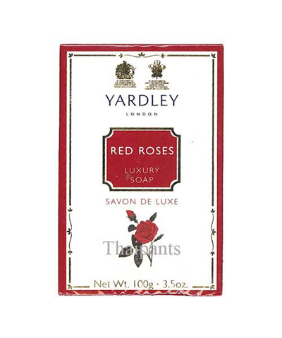 YARDLEY SOAP RED ROSES