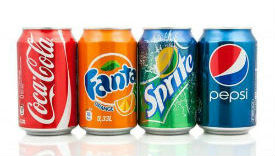 Carbonated Drinks Exporters in Delhi, India